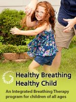 Healthy Breathing, Healthy Child - homepage